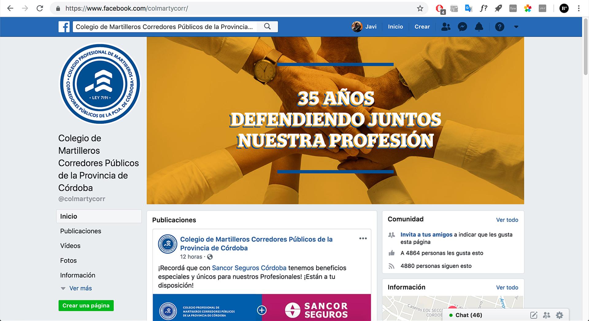 Colegio Profesional